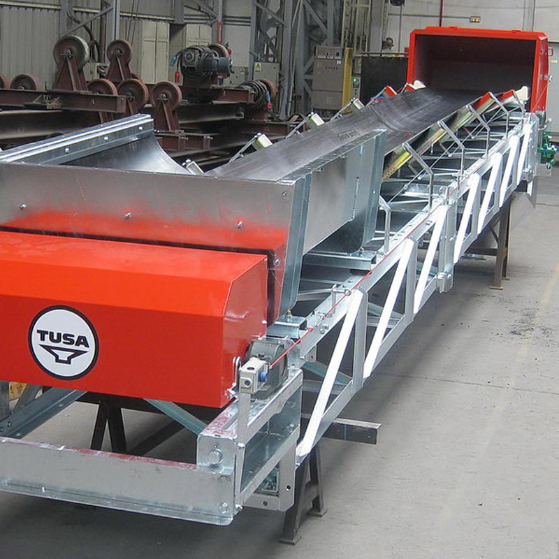 CD Belt Conveyor Systems