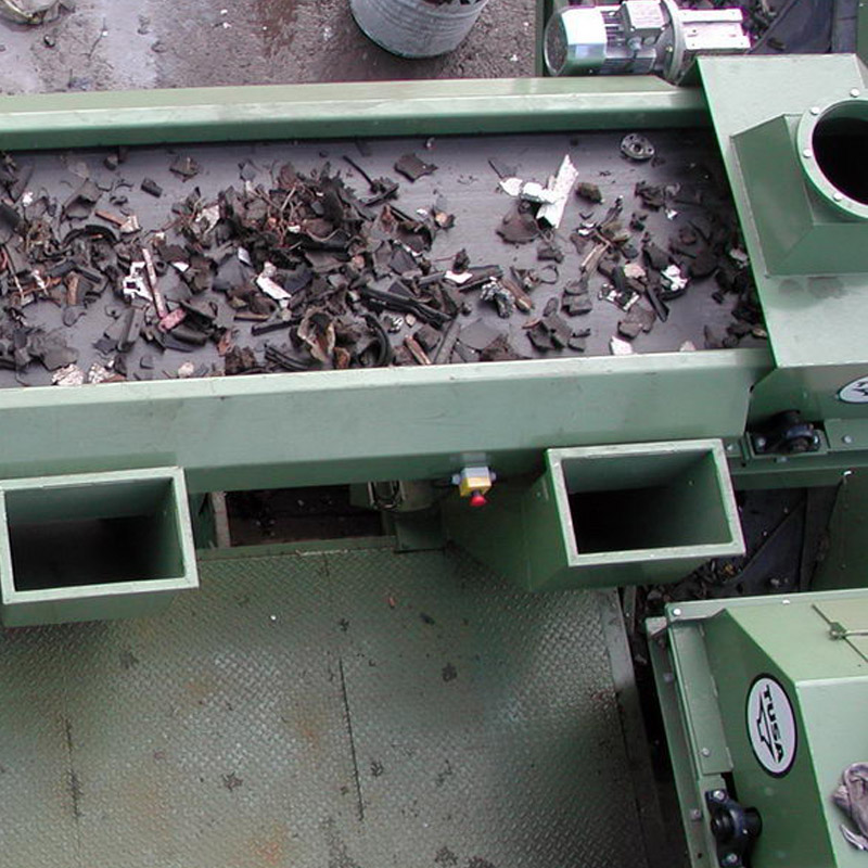 Recycling Sorting Conveyor Belts